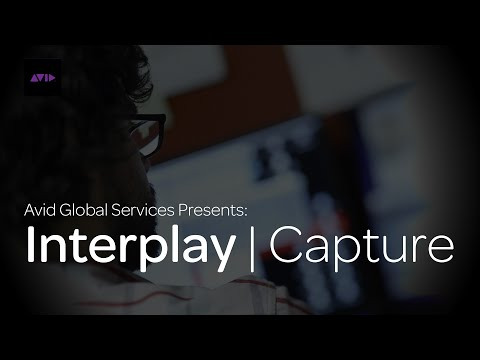 Interplay | Capture Basics: Creating a channel pool