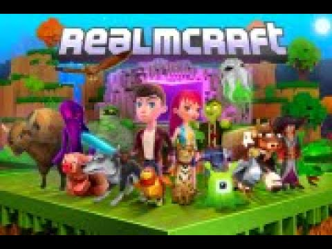 RealmCraft With Skins Export To Minecraft Download APK For - Minecraft mario spiele