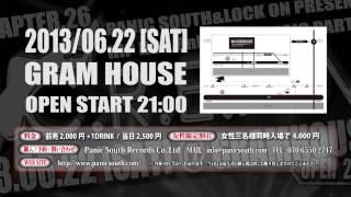 C.R.E.A.M chapter26 SPECIAL GUEST [CRAY-G] GUEST DJ ITARU  DJ/VDJ KINO