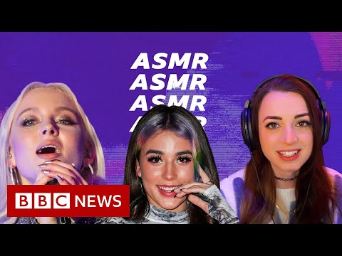 The music artists using ASMR - BBC News
