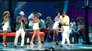 Dyland & Lenny - Quiere Pa' Que Te Quieran en Premios lo Nuestro 2011 HD