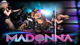 Madonna 03 Physical Attraction (Sticky & Sweet Tour Dream Setlist)