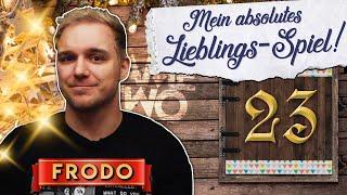 Mein Lieblingsspiel: Frodo | Game Two Adventskalender #23