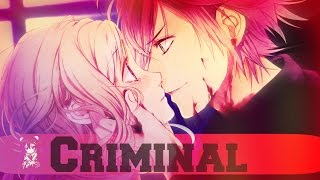 |POP| IS Nightcore ~ I'm in love with a CRIMINAL ▶LYRICS