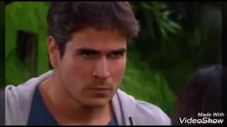 Pablo y Esmeralda , La Gata MX - A Gata BR #Pablo #Esmeralda #DanielArenas #MaitePerroni