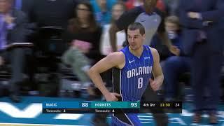 Orlando Magic vs Charlotte Hornets: October 29, 2017