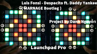 Luis Fonsi - Despacito ( MARNAGE Bootleg Remix ) Launchpad Pro ( Project file by Danh Nguyễn )