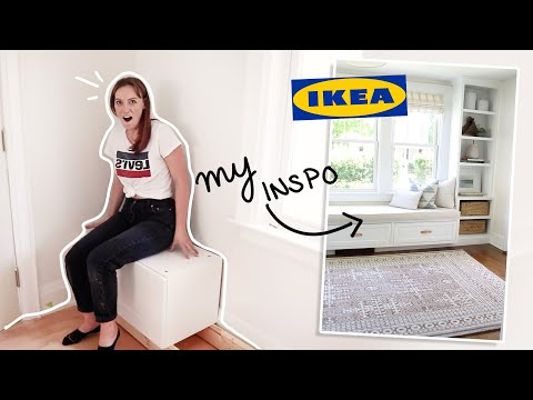 i hacked ikea built-in storage (mistakes were made)