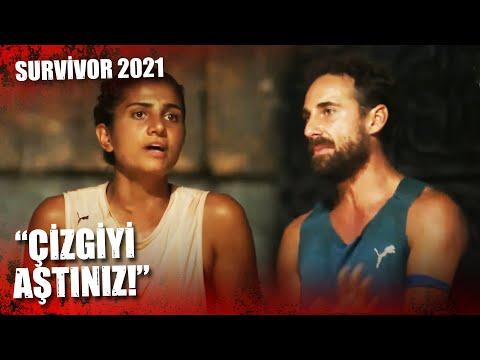 Merve Gönüllülerden Özür İstedi | Survivor 2021