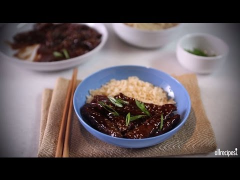 Asian Recipes - How to Make Sesame Beef