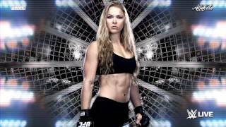 WWE: Ronda Rousey - (Custom) Theme Song 2014