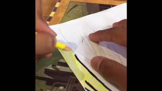 Meliodas Dragon Sin (Seven Deadly Sins) - Speed Drawing