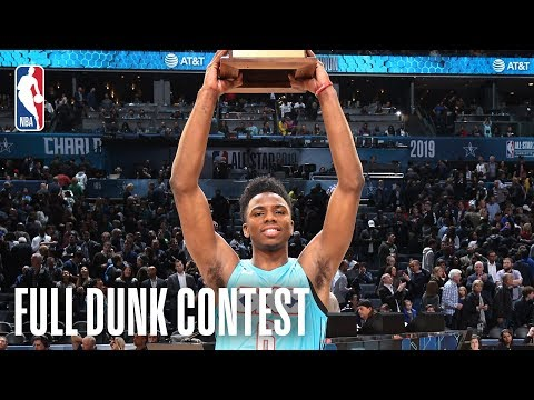 2019 NBA AT&T Dunk Contest | 2019 NBA All-Star