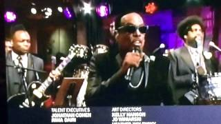 Charlie Wilson with The Roots - -  Ending