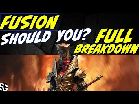 Cybele SHOULD YOU FUSE? Full breakdown Raid Shadow Legends