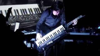 Jean Michel Jarre - Oxygene Variation part 3 live in Katowice (Poland) 1 Marca 2010 (2)