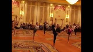 Tate McRae - turning tables (Mark Meismer choreography)