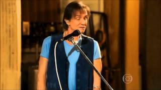 Roberto Carlos canta The Beatles -  And I Lover Her ( HD 1080p)