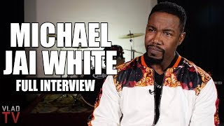 Michael Jai White on Gangster Past, Spawn, Black Dynamite, Bruce Lee  (Full Interview)