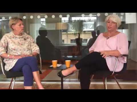 Vd intervjuar: Gudrun Rendling