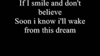 Evanescence  Hello (lyrics)