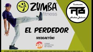 El Perdedor MAD Remix - Maluma (Zumba Fitness) by Andres Balanta