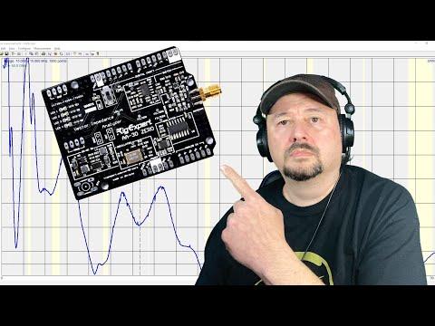 Intro to RigExpert AA 30 ZERO Antenna Analyzer - Ham Radio