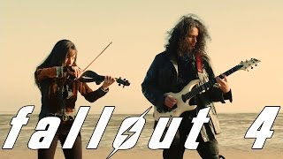 Fallout 4 theme - violin guitar cover - 2 INFINITY