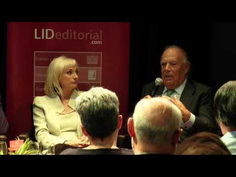 Presentación del libro Jamón, jamón de Pilar Carrizosa en Platea