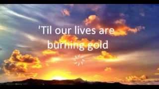 Christina Perri - Burning Gold Lyrics