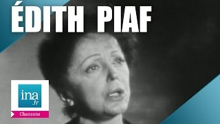 "Edith Piaf ""Mon Dieu"" 