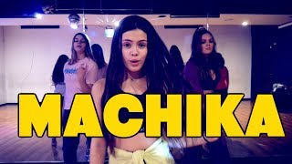 MACHIKA - J. Balvin, Jeon, Anitta | Coreografia | Dance Video | Andrew Heart