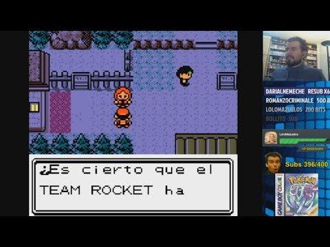 POKEMON CRISTAL (Game Boy Color) - Batalla épica contra Heredia (Plata) || Gameplay en Español