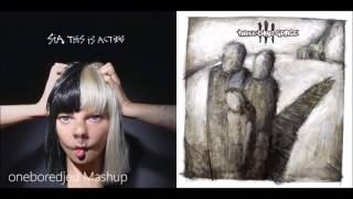 I Hate Cheap Thrills - Sia vs. Three Days Grace (Mashup)