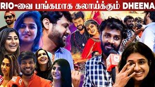 Rio Hero இல்ல., Character Role தான் பண்ணிருக்காருங்க!🤣 - Vijay Stars Reviews Plan Panni Pannanum