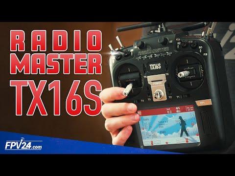 RadioMaster TX16S oder Jumper T18   VERGLEICH und REVIEW   FPV24