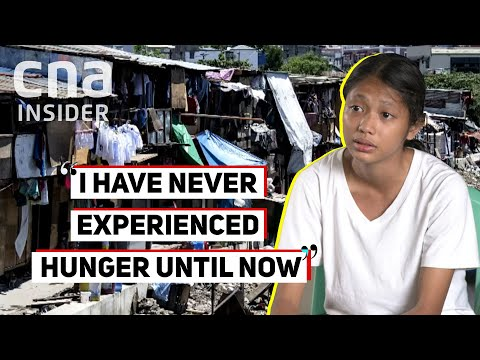 16-Year-Old Learns What Real Hunger Is: Philippines' Poor In COVID-19 Lockdown
