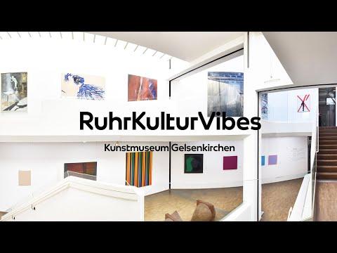 RUHR KULTUR VIBES – Yoga im Kunstmuseum Gelsenkirchen