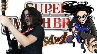 """Super Smash Bros Brawl - Final Destination """"Epic Rock"""" Cover (Little V)"""