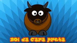 Boi cara preta - Canção de Ninar