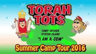 CAMP GESHER    STATEN ISLAND  I AM A JEW