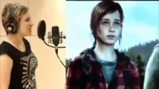 The Last Of Us Remastered - A Voz de Ellie (Ellie's Voice) Português Brasil  (DanBlador)