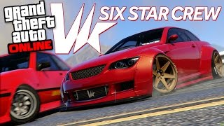 GTA 5 Online Six Star Crew Trailer
