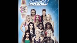 WWE Tuesday Night Smackdown theme!