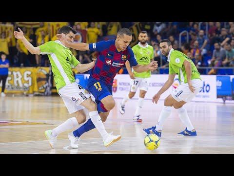 Barça – Palma Futsal | Jornada 6 – Temporada 2019/20