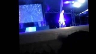 """Scream Tour 2011: Diggy Simmons """"Copy Paste"""" Live"""