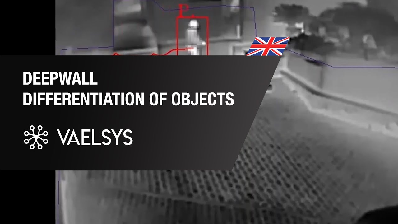 DeepWall: Differentiation of objects - Vaelsys