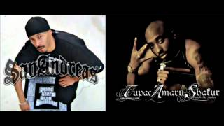 2Pac ft Young Maylay (CJ) - GTA San Andreas