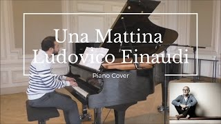 Una Mattina - Ludovico Einaudi (Intouchables OST) piano cover