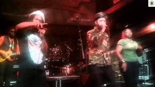 Protoje  Sudden Flight Ft Jesse Royal & Sevana @ EASTER SPECIAL HAMBURG 2015